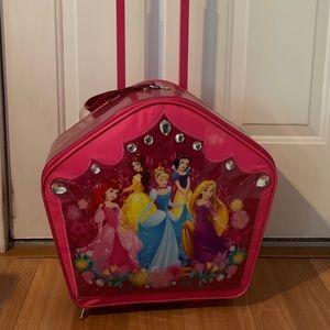 Disney Princess Childs Suitcase